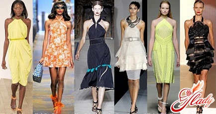 styles of summer dresses 2016