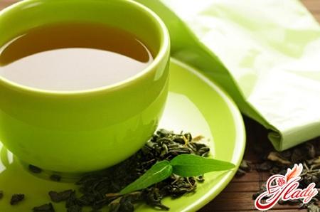 green tea is good and bad