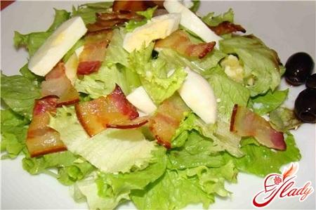 зелені салати