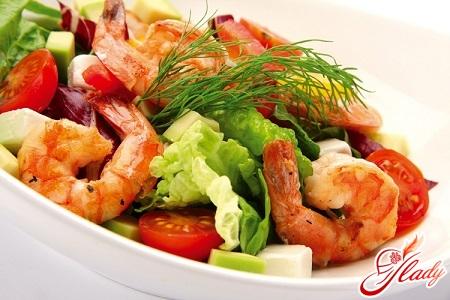fried shrimp in sauce
