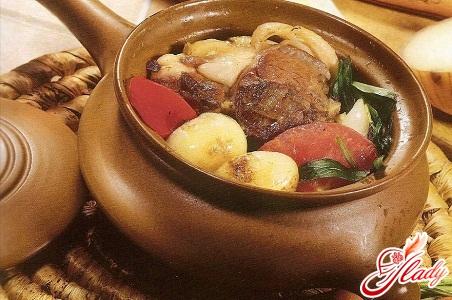 roast in pots