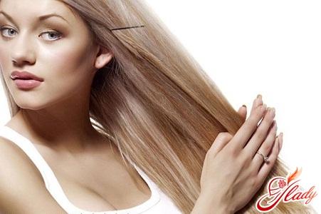 корисна желатинова маска для волосся
