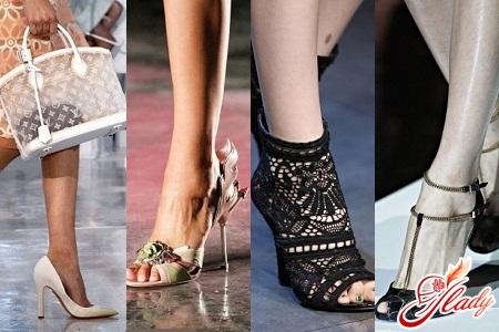 fashion high-heeled shoes 2016