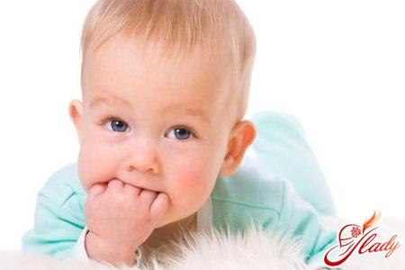 ріжуться зуби температура